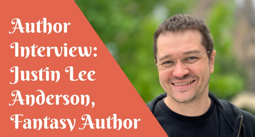 Author Interview Justin Lee Anderson