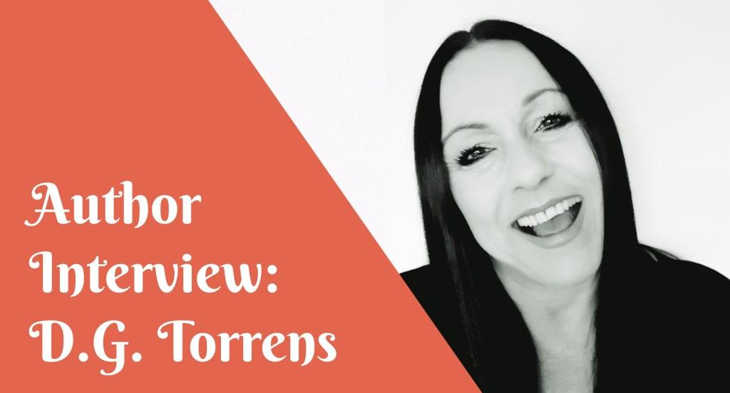 author interview dg torrens