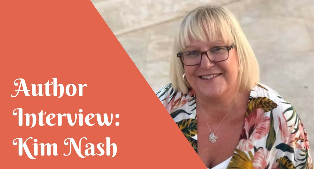Author Interview Kim Nash
