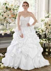 {Davids Bridal Ad Campaign}   Rachel Mercier Flowers