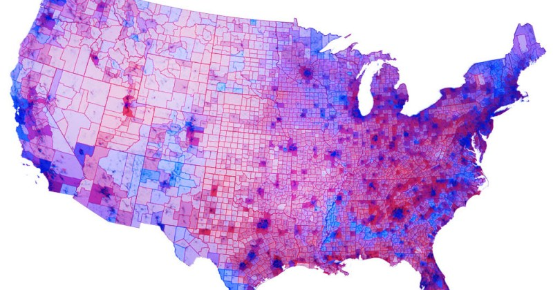 America the Purple