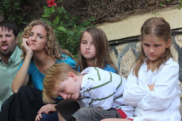 expatriate family
