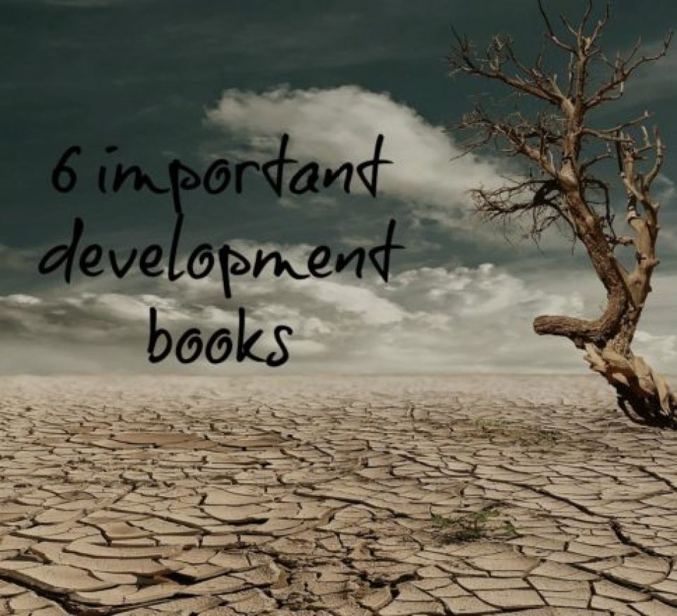6 important development books