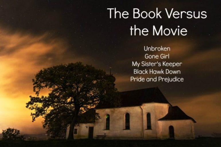 The book versus the Movie