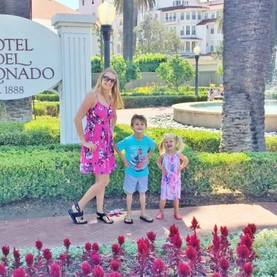 San Diego Family Travel In Style: The Hotel Del Coronado