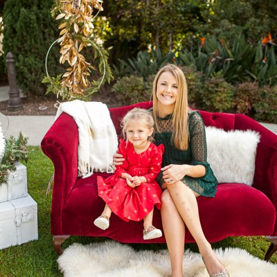 Mommy & Me Holiday Style