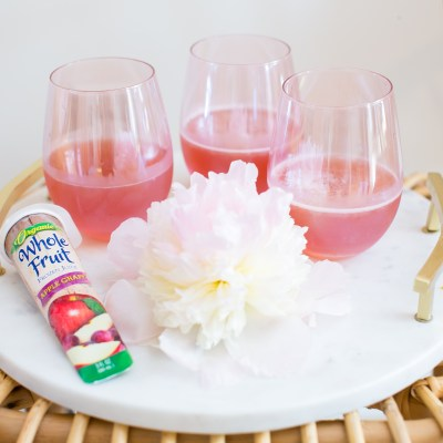 Easy Frosé (Frozen Rosé) Recipe with Whole Fruit!