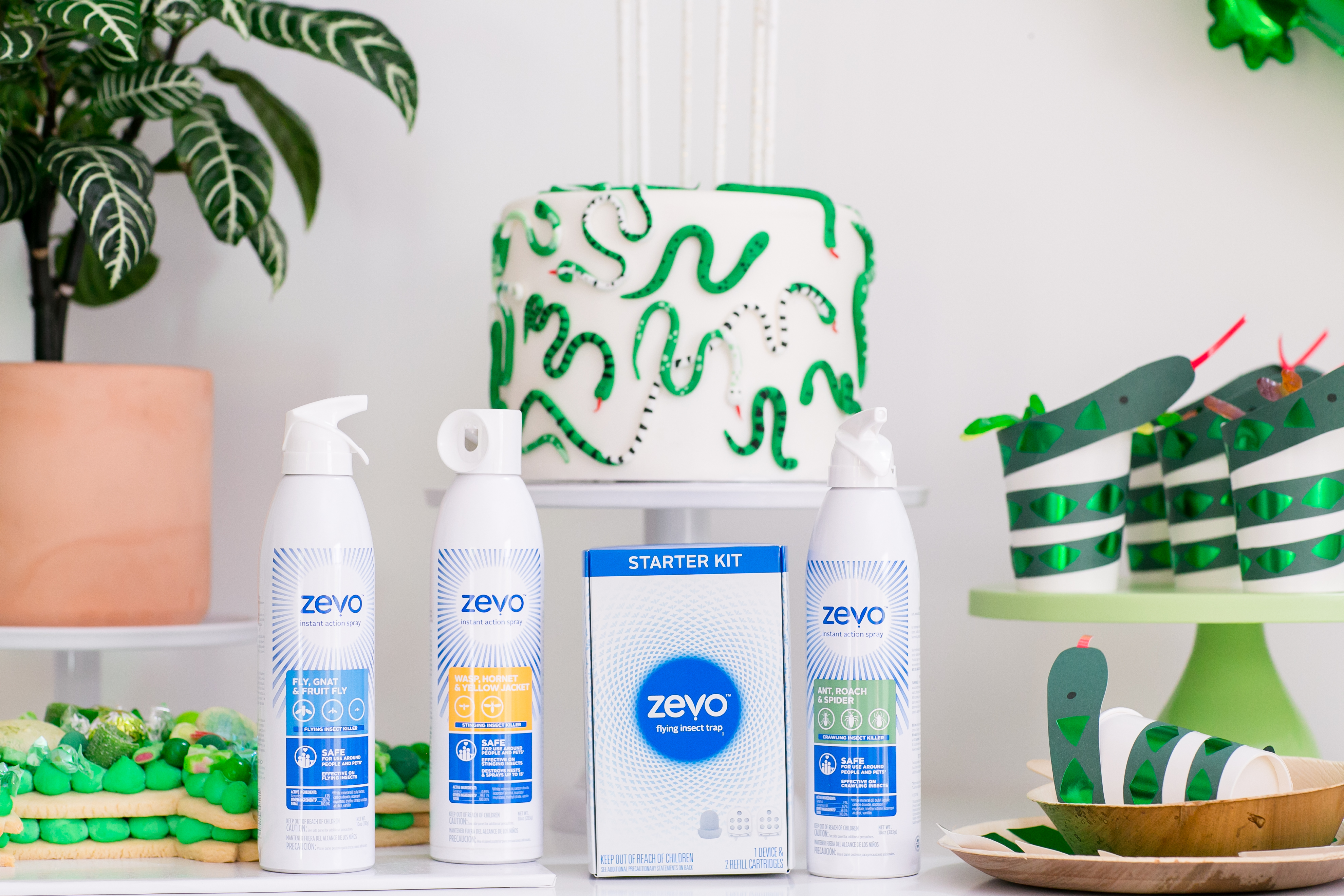 Preventing Bugs At Your Parties With Zevo! - Rachel Pitzel