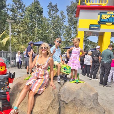 The NEW Lego City: Deep Sea Adventure Ride at LEGOLAND California Resort!