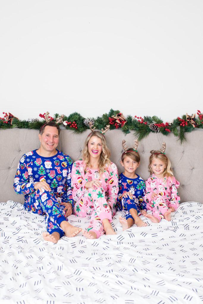 e877cbbdb1 My Family s Favorite Holiday Tradition  Matching Pajamas! - Rachel ...