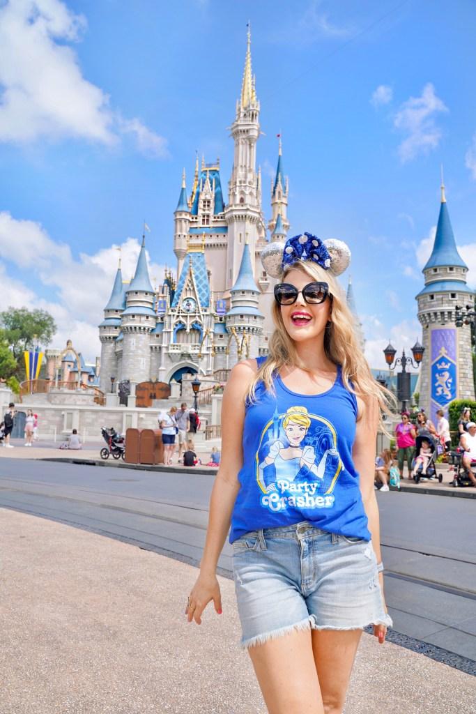 Walt Disney World and Disneyland