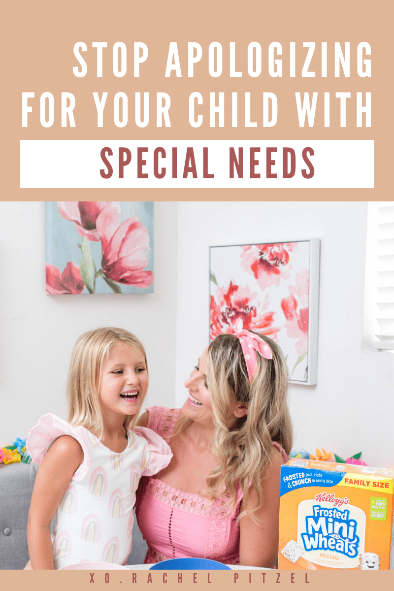your child with Special Needs