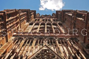 Strasbourg: The cathedral
