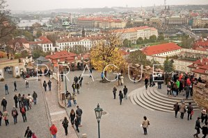 Prague: The RR effect