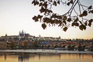 Prague: The bridge