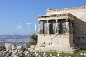Athens: The ruins