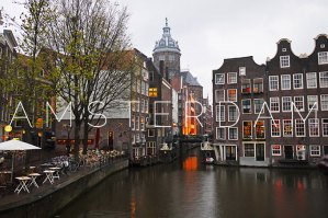 Amsterdam: The streets