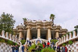 Barcelona: Park Güell