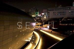 Seoul: Dongdaemun Design Plaza