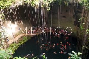 Mexico: Ik Kil Cenote