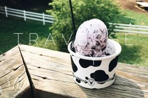 Traverse City: MOOmers Ice cream tour