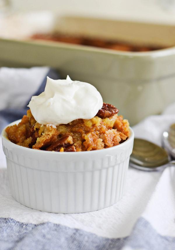 Rachel Schultz Five Step Pumpkin Crisp
