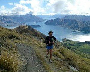 Rachel Nolan Ultramarathon in the Alps