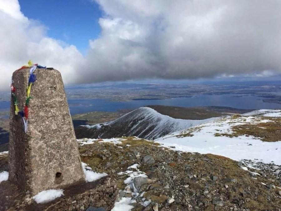 Nephin Mountain Trail County Mayo Ireland