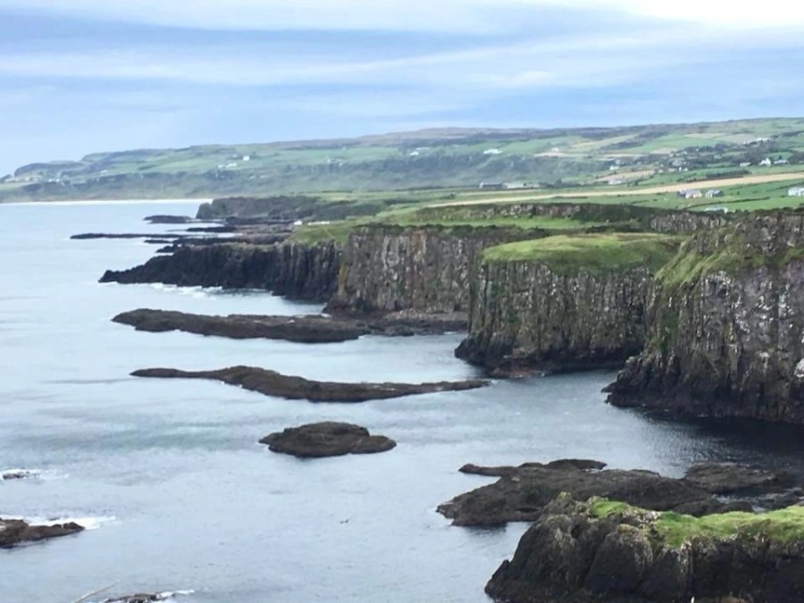 The Giants Causeway Coast Antrim Northern Ireland