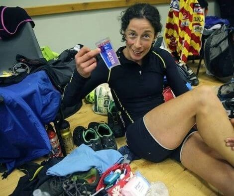 Adventure Racing transition Keep relaxed!