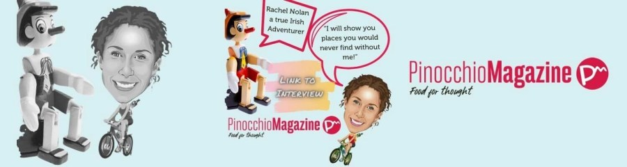 Pinocchio Magazine Blog Header