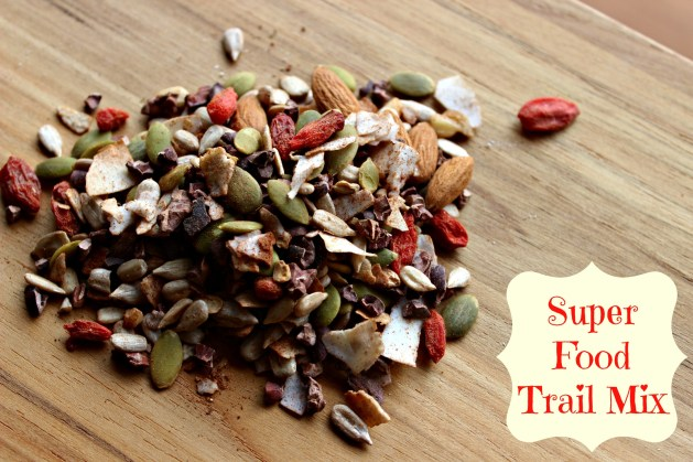 super food trail mix