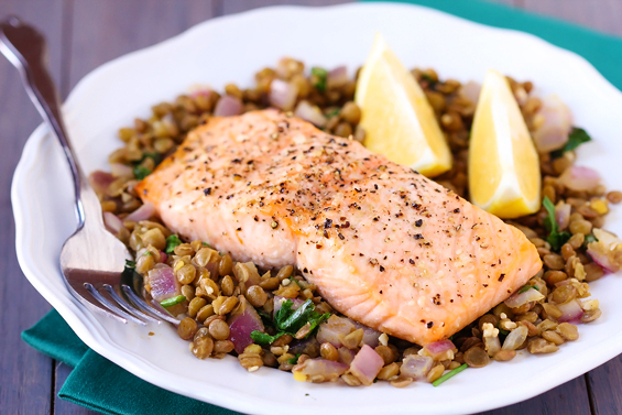 baked-salmon-and-lentils-3