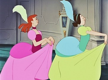 anastasia and drizella