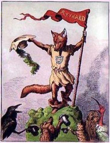 raynold fox