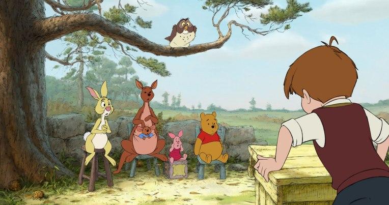winnie pooh 2011 meeting