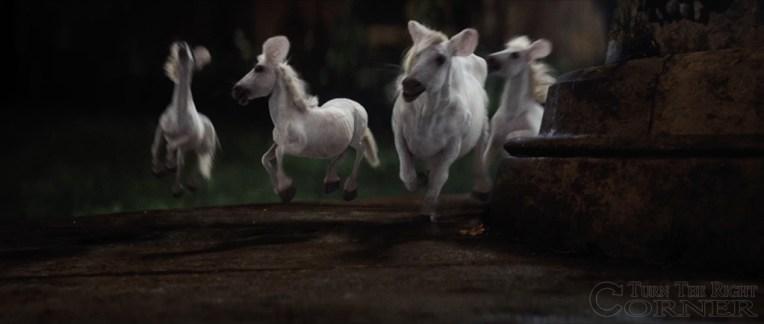 cinderella horses