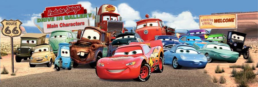 Pixar Review 19 Cars