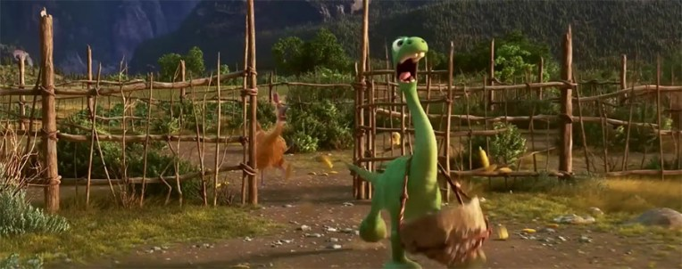 good dinosaur farming
