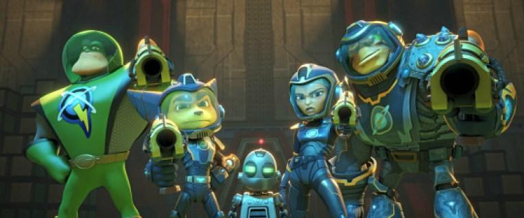 galactic rangers