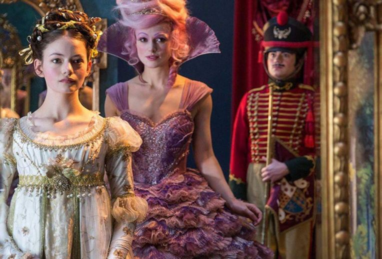 nutcracker and the 4 realms