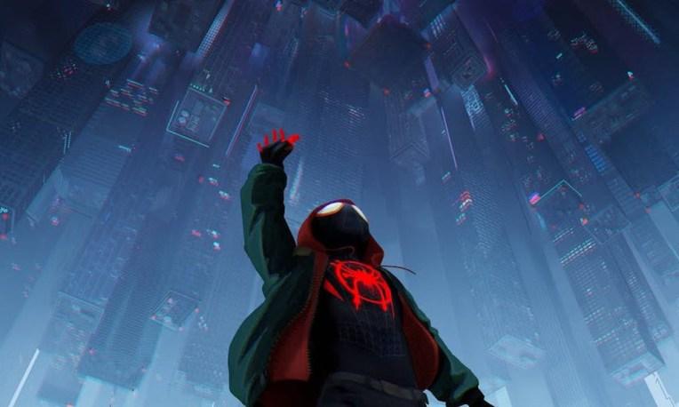 Spider-Man-Into-The-Spider-Verse-Soundtrack-album-cover