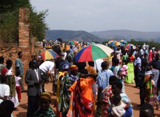 Church in Burundi