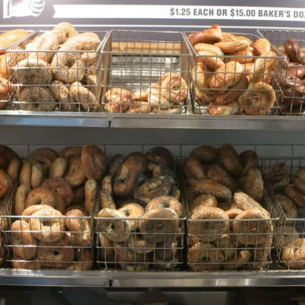 Why are NY bagels so good? And some tips