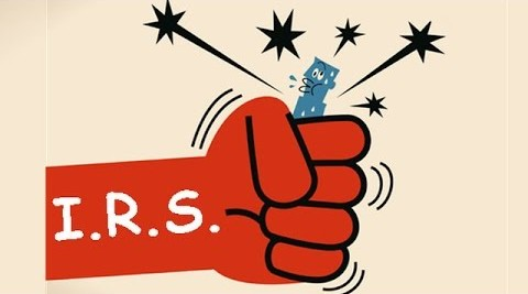 the fist of the IRS increases renunciations
