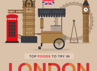 Top Foods to Try in London