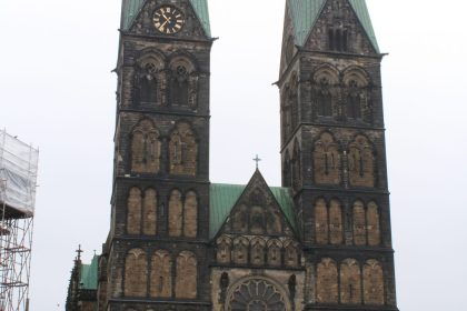 St Petri Dom cathedral in Bremen