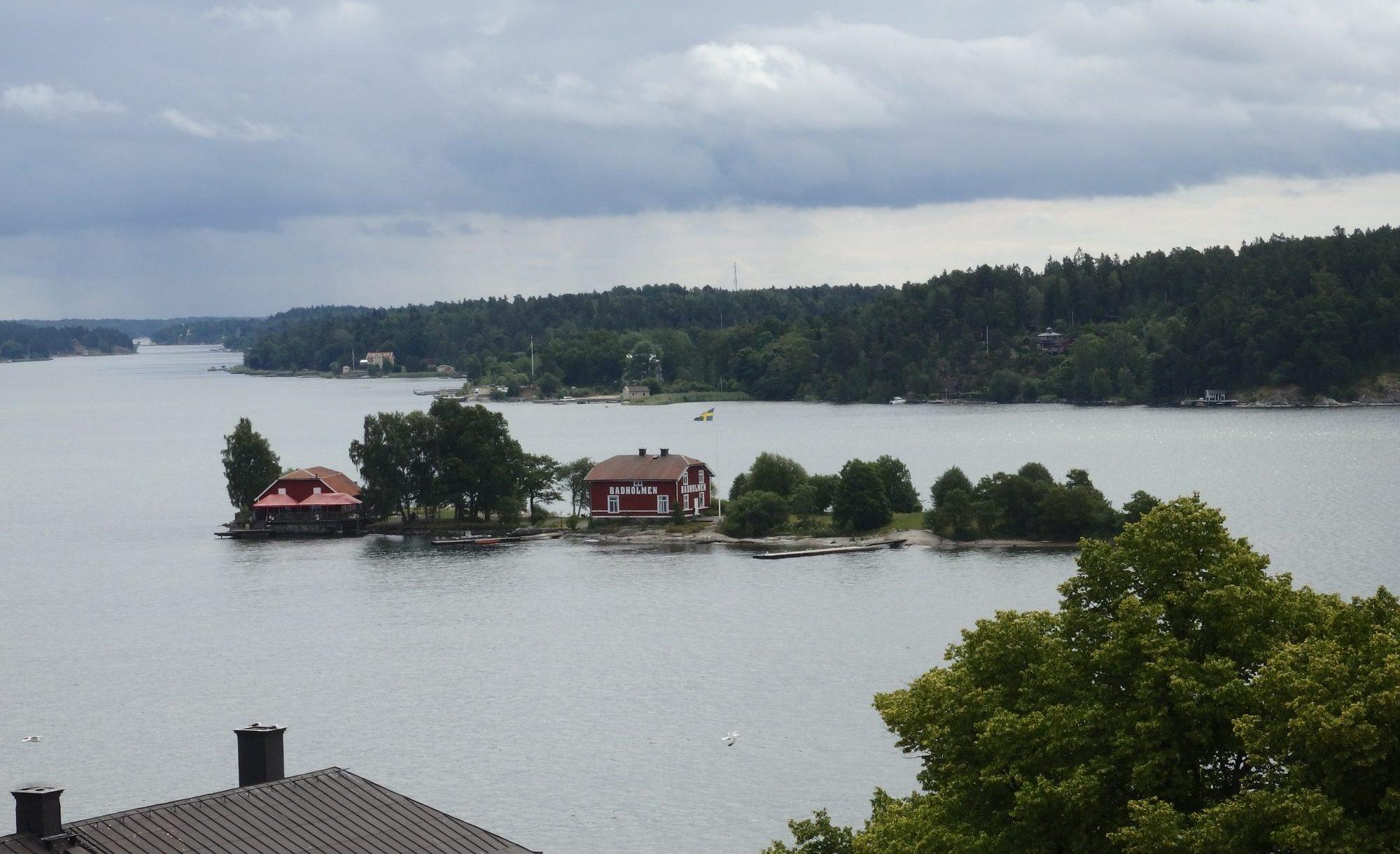 islands in the Stockholm archipelago, Sweden