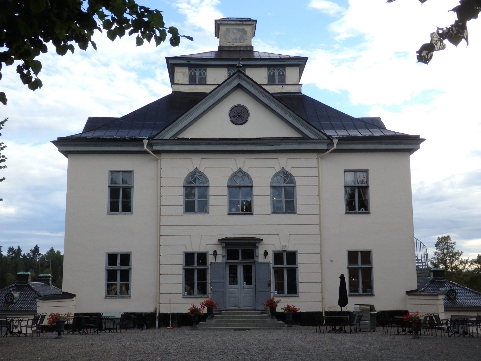 Öster Malma main house