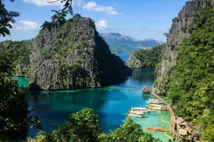 Coron, Palawan, the Philippines